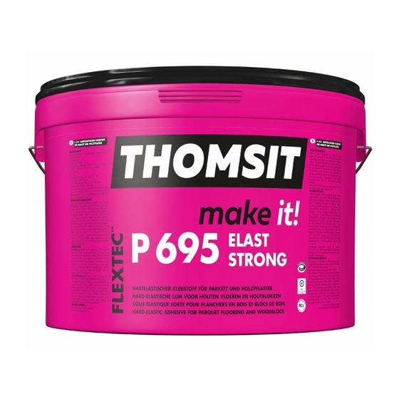 Bourgogne 8-9 mm - Thomsit-P695-Elast-Strong-16-kg-96575-1