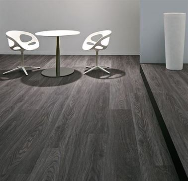 PVC vloeren - Forbo-Allura-Dryback-Wood-0.55-60185DR5-Anthracite-Weathered-Oak-2