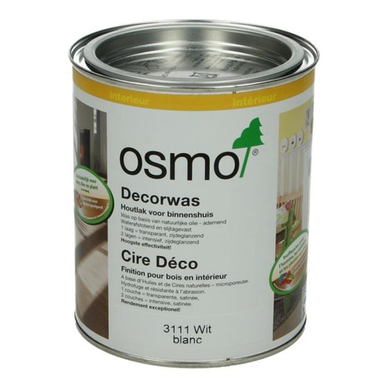 Was - OSMO-Decorwas-TR3111-Wit-0,75L-98105-1